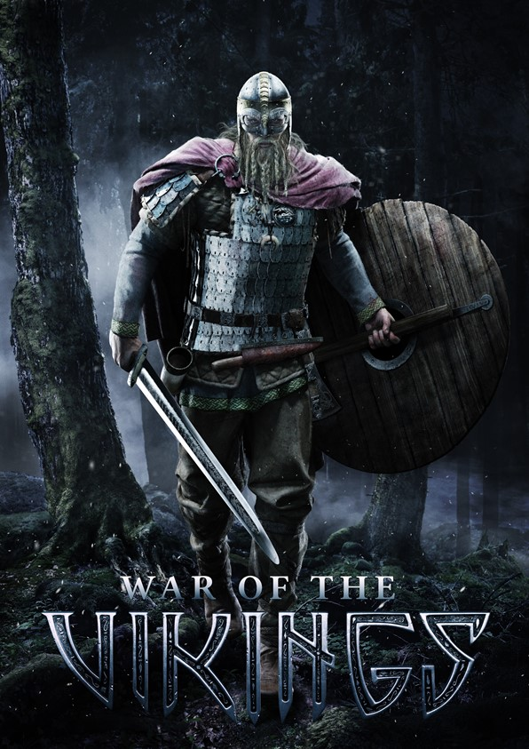 War of the Vikings - Key Art